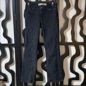 Harley Davidson Black Bootcut Jeans